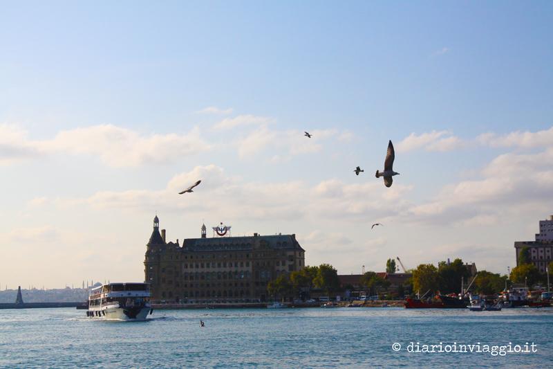 Dall'aeroporto Sabiha Gokcen al centro di Istanbul