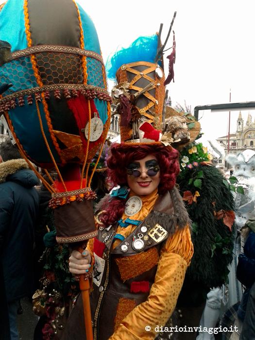 La creativa carnevale di venezia
