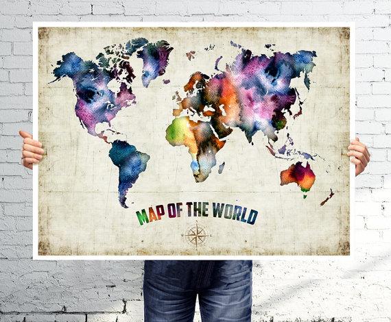 mappa etsy