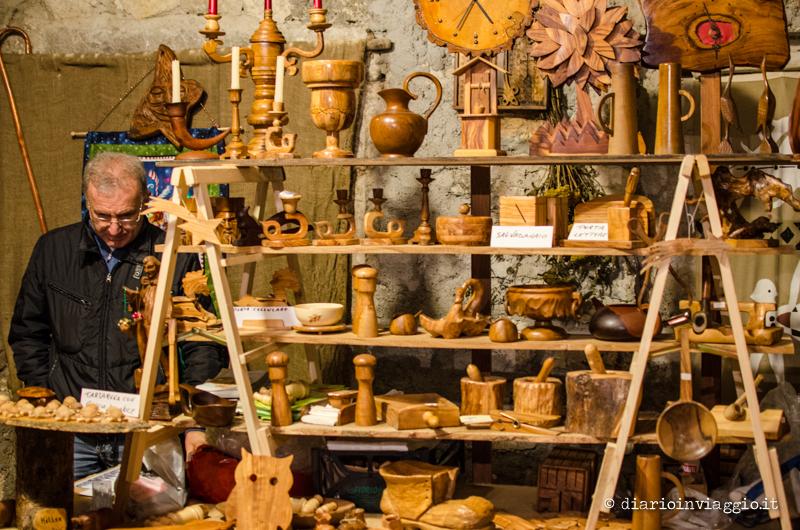 mercatini di Natale di Rango e Canale