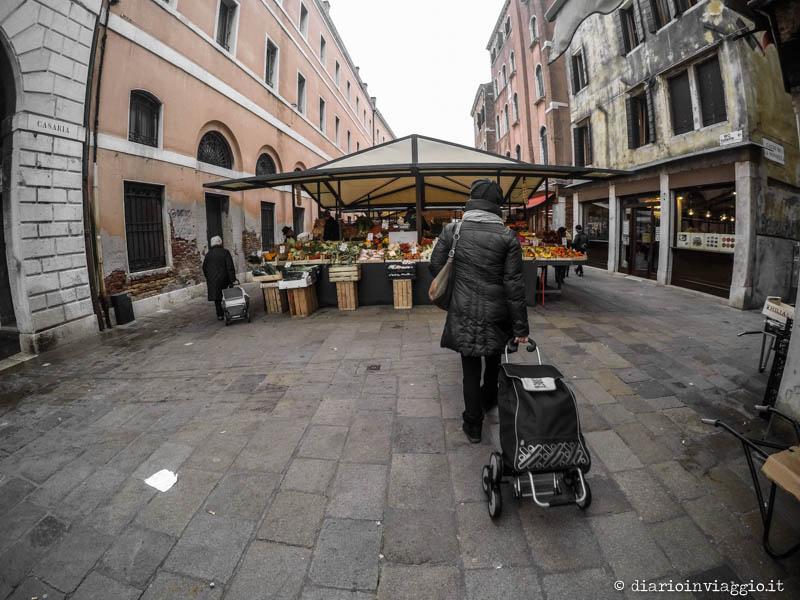 Mercato di Rialto, Venezia
