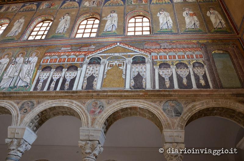 mosaici Ravenna
