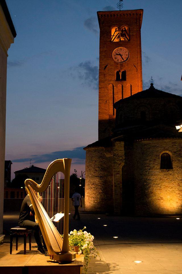 Musicisti a Concordia Sagittaria - Credits Chiara Bagnato