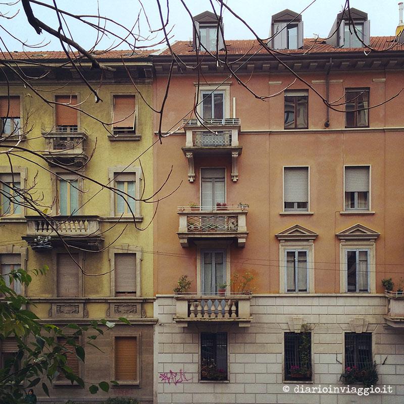 I palazzi del centro - Milano