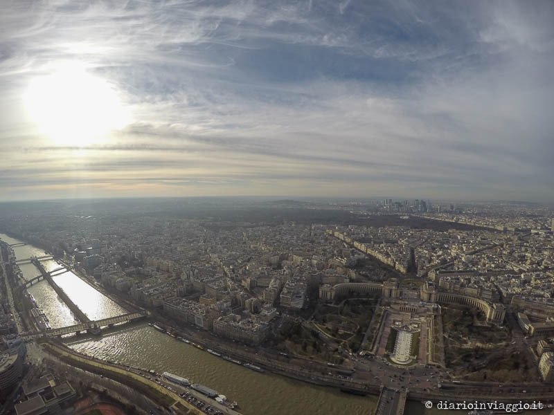 Spazi immensi a Parigi