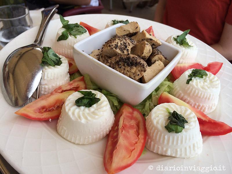 Sheep cheese presso ristorante Il-Kartell