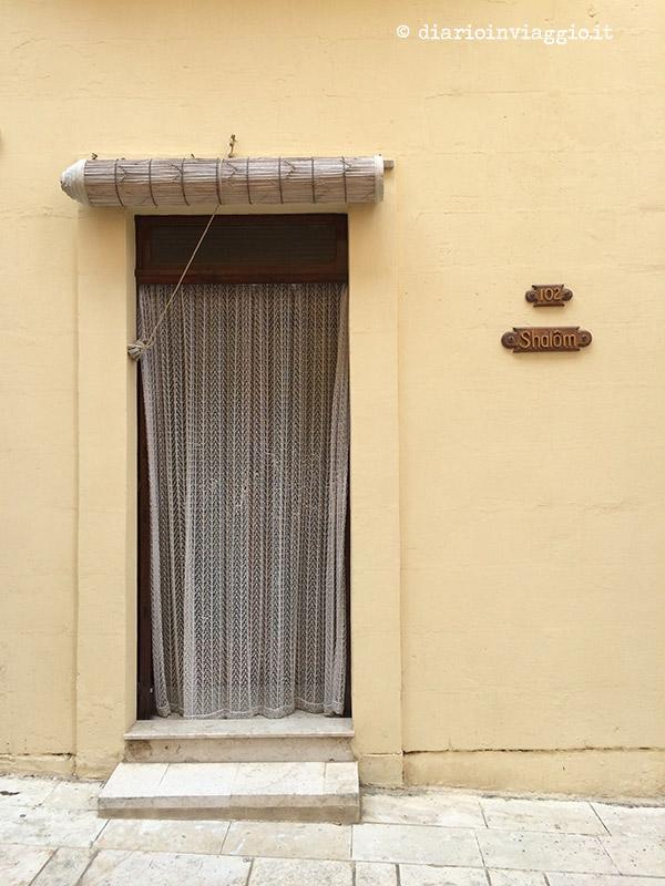 Una delle porte a Victoria, Gozo