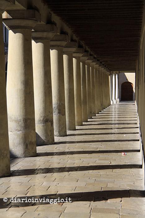 portici del seminario di Portogruaro
