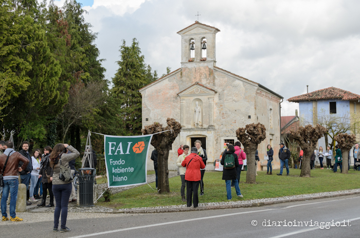Chiesa di Sant'Antonio Abate a Versutta