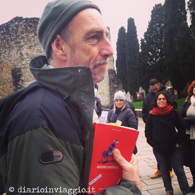 Emilio Rigatti Minima Pedalia Pordenonescrive