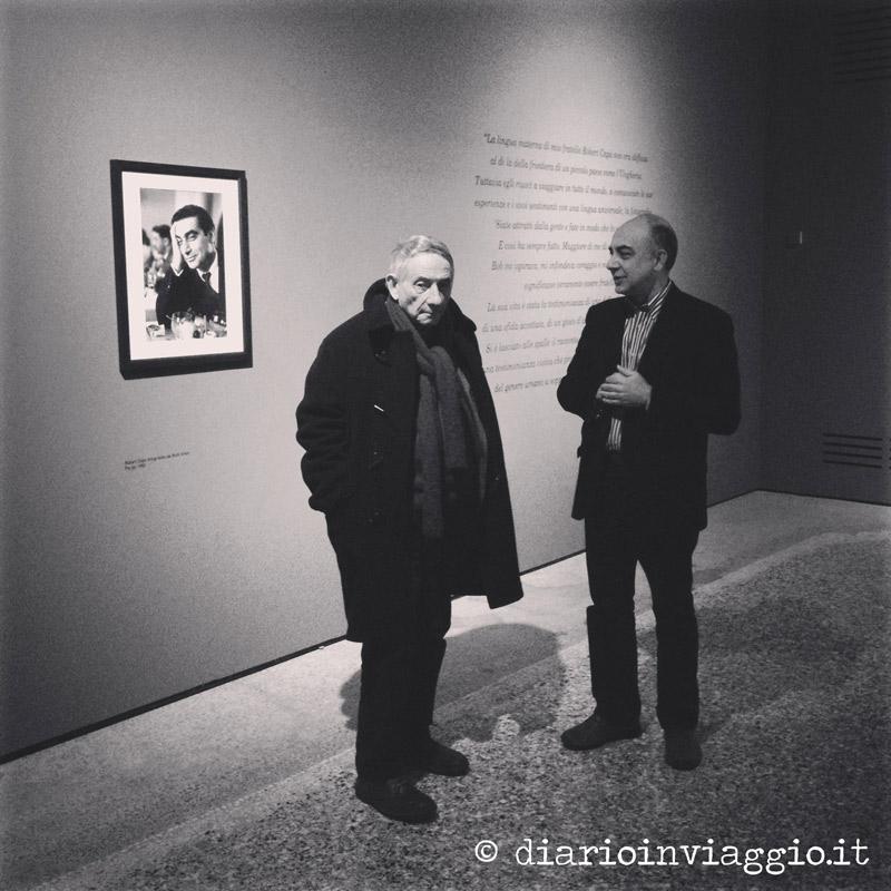 Robert Capa - La realtà di fronte, Villa Manin