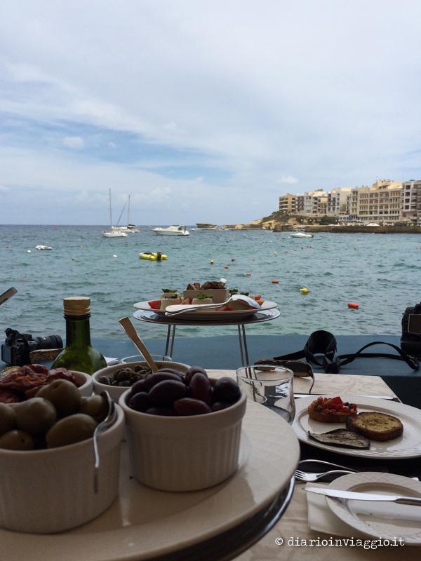 Marsalforn Bay - Gozo