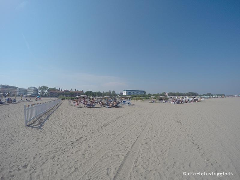 Bau Beach Caorle