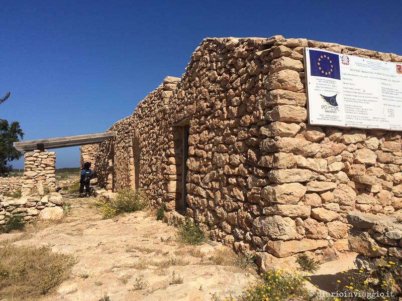 Casa Teresa, Lampedusa