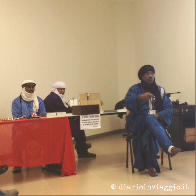 Ibrahim tuareg pordenonescrive